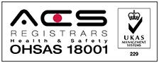 OHSAS 18001 Accreditation